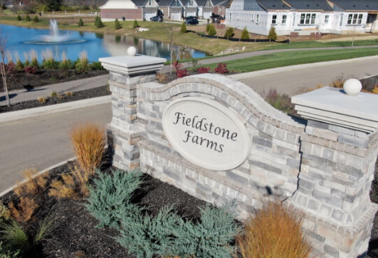 Property Development of Fieldstone Farms in Cincinnati, Ohio